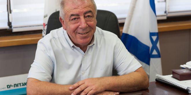 ראש עיריית קרית ים (צילום: דורון גולן)