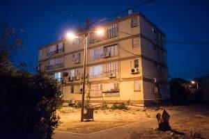 בניין מגורים בשדרות דגניה. צילום: פרטי