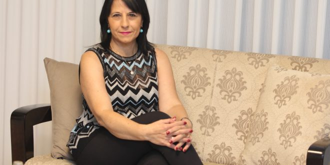 """ד""""ר אורנה שמחון צילום: אדריאן הרבשטיין"""