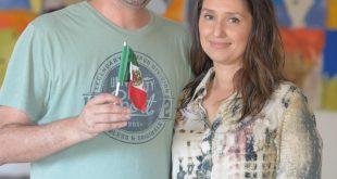 מקסיקו היא בלבם. אלחנדרה בר אב קסטלנוס וארז אריאב. צילום: פרטי