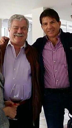 נתי ושמואל ריגלר(צילום: עצמי)