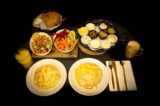 ארוחת הבוקר של קנלו (צילום גלי עדי)