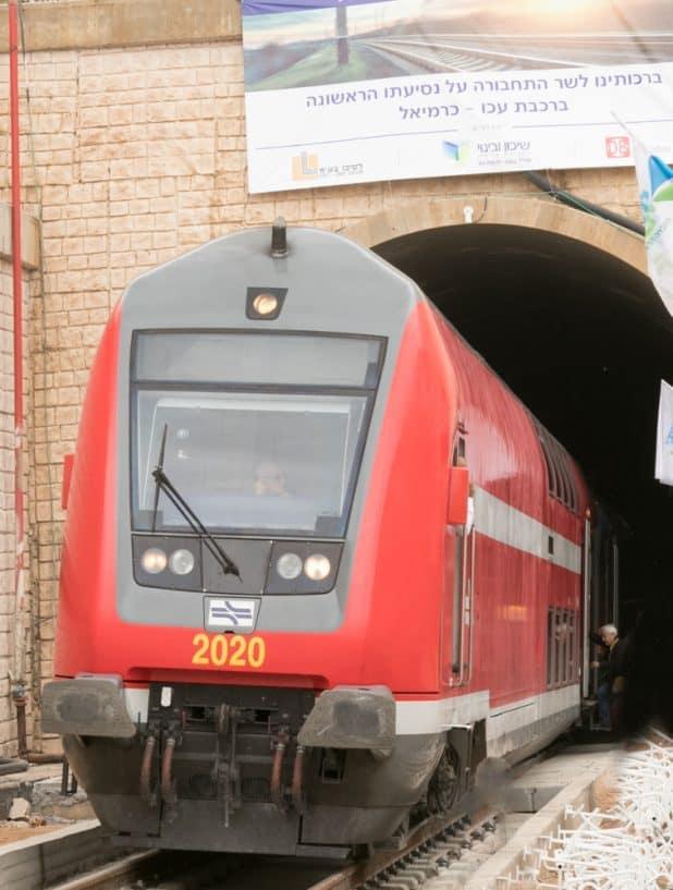 רכבת מנהרות גילון