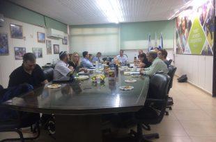 מהישיבה (צילום: נירית שפאץ)