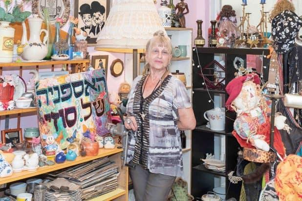 סוזי גרינפלד באספניה של סוזי (2)צילום אלכס הוברסוזי גרינפלד באספניה של סוזי (2)צילום אלכס הובר