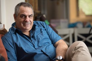 חיפה זקוקה לפוליטיקאי כמו סביון. אבי שמול צילום: דורון גולן