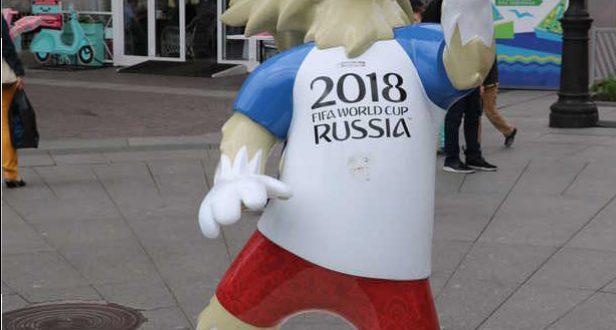 מונדיאל ענק. רוסיה 2018 צילום: איסר רביץ