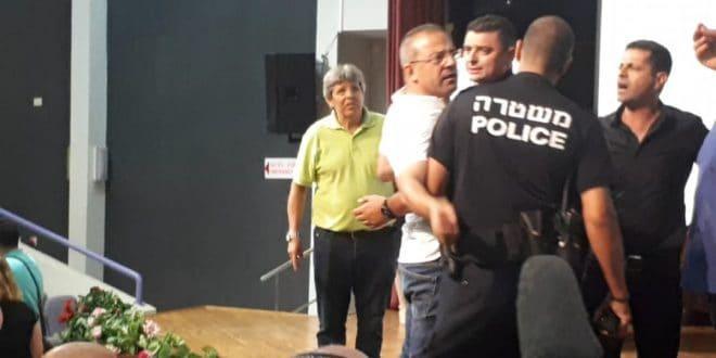 דר אמיר חניפס נעצר צילום פרטי מאושר לשימוש