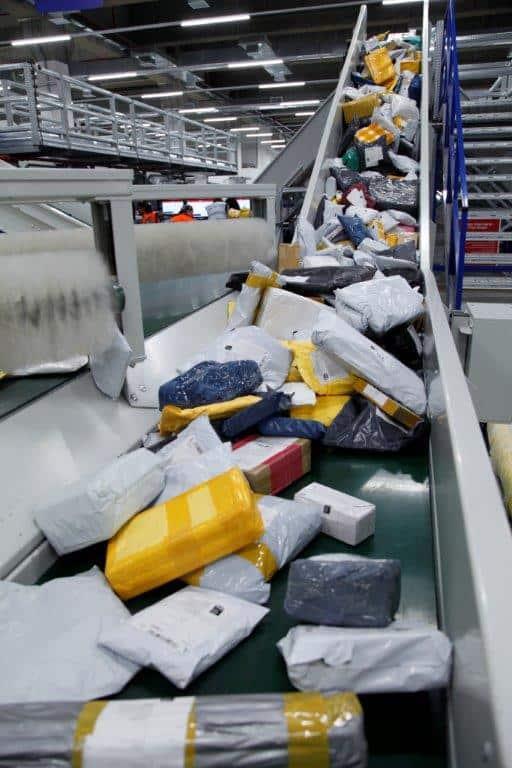 חבילות דואר צילום דואר ישראל