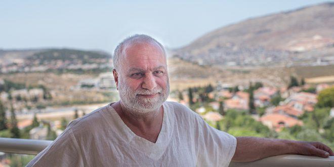 רמי דניאל אלבז צילום אלכס הובר