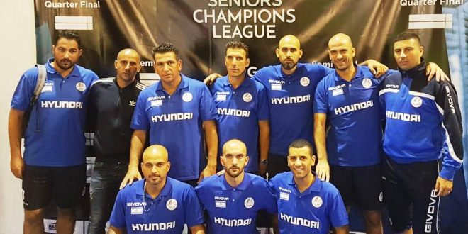"""במהלך האליפות גברה הקבוצה בשלב הבתים על אלופת רומניה 1:3, סיימה בתיקו 3:3 עם אלופת בוסניה, נוצחה 3:2 על ידי אלופת הונגריה וגברה על אלופת אזרבייג'ן 3:4. בשלב רבע הגמר גברה """"און גל יונדאי"""" על אלופת צ'כיה 0:2. במשחק חצי הגמר התמודדה הקבוצה מול אלופת שוויץ. המשחק הסתיים בתיקו 2:2 והוכרע בפנדלים 7:6 לזכות שוויץ. במשחק על המקום השלישי הביסה קבוצתו של נחמני את אלופת בולגריה 2:9. סגל הקבוצה כלל את: אבי נחמני, אופיר טובול, מוטי קדוש, קיקו עמרה, קיקו כהן, עומר לוינזון, מאור לוי, יניב הראל, אלירן אלקובי, רפאל ביטון. כולם מהקריות. ביטון סיים את הטורניר כמלך השערים של הקבוצה, עם 9 שערים. עומר לוינזון 7, מוטי קדוש 6, קיקו עמרה 3, אבי נחמני וקיקו כהן 1 כ""""א, השלימו את מכסת השערים. בתום הטורניר קיבלה הקבוצה גביע מטעם הליגה האירופית."""