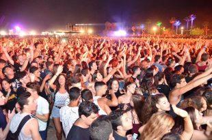 פסטיבל בום בוקס (צילום עיריית חדרה)