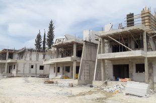 בנייה מואצת בעיר (צילום עצמי)