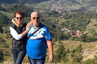 רני ומרים גנון ברומניה (צילום עצמי)