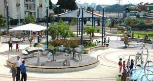 פארק המדע בטכנודע (צילום: דוברות עיריית חדרה)