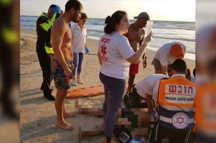 מקרה הטביעה בחוף סירונית בנתניה