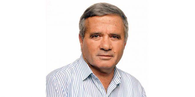 אילן שדה, ראש המועצה האזורית מנשה (צילום: מועצה אזורית מנשה)
