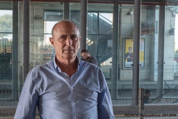 מנכל רכבת ישראל שחר איילון, צילום אלכס הובר