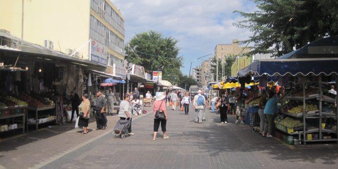 שוק רחוב שוהם צלום רותי ברמן