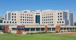 המרכז הרפואי הלל יפה | חולי קורונה | צילום: באדיבות הלל יפה