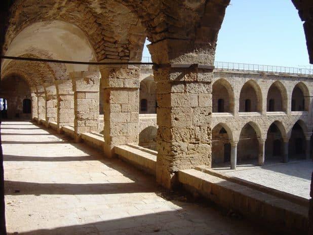 חאן אל עומדאן (צילום: אלכס דבורק)