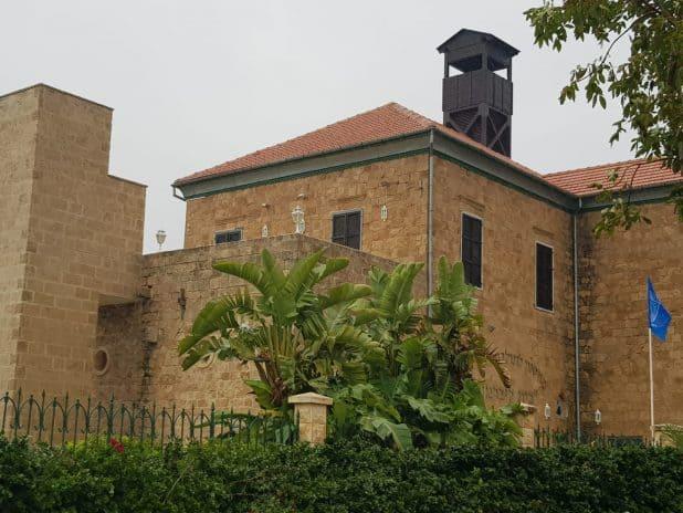 בית ליברמן (צילום: רותם כבסה)