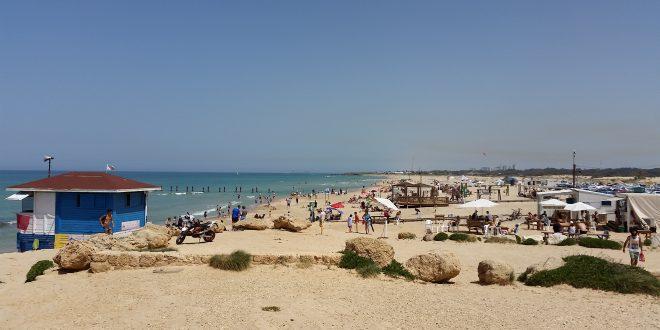 חוף ינאי צילום ברמן
