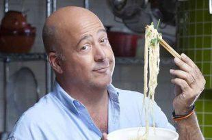 """אנדרו צימרמן, שף ומגיש טלוויזיה בארה""""ב צילום: סלבריטי שף בירת'רייט"""