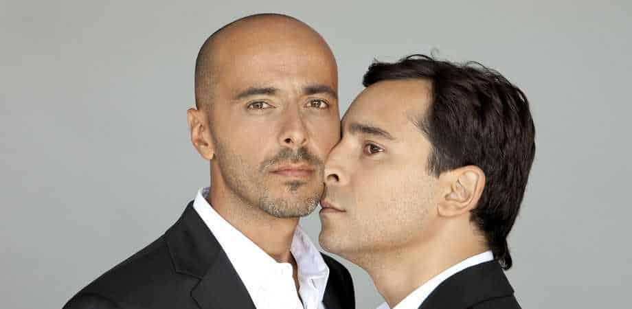 """אלי ומריאנו, כרמיאל. צילום: יח""""צ"""