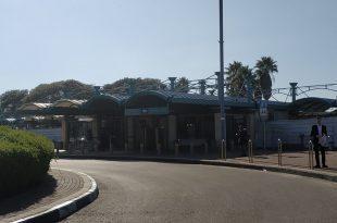 תחנת הרכבת קיסריה - פרדס חנה. צילום: מועצת פרדס חנה כרכור