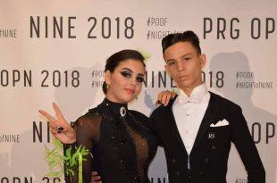 אטיאס ומשה בתחרות ריקודים סלוניים