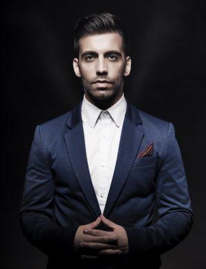 "הזמר אליעד נחום. צילום: יח""צ"