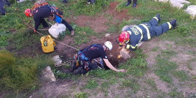 פעולות החילוץ בעיצומן | צילום: דוברות כבאות והצלה מחוז צפון