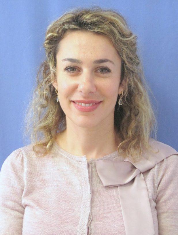 """ד""""ר טטיאנה אברט. צילום: המרכז הרפואי הלל יפה"""