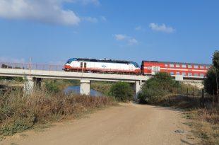 הרכבת צילום רותי ברמן