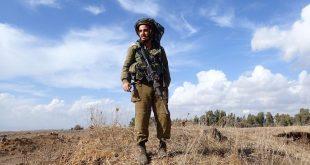 """סגן נתנאל שלמה (צילום: דו""""צ)"""