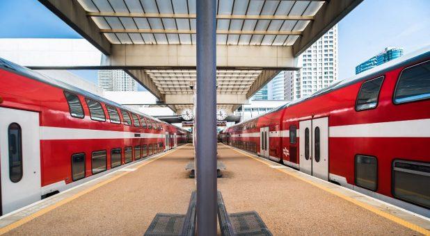 רכבת (1) צילום רכבת ישראל