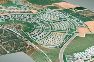 פיתוח מואץ | הדמיה: באדיבות המועצה המקומית שלומי