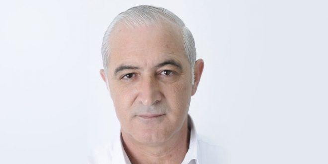 """יו""""ר הפועל עפולה לשעבר, אלי מלול"""