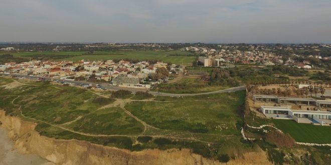 האזור המיועד לתוכנית הבנייה בחבצלת השרון. צילום: מועצת עמק חפר