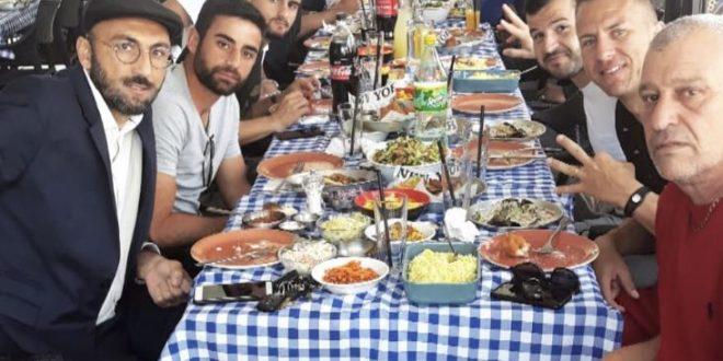 אוכלים ונהנים אצל שלומי אסולין (צילום עצמי)