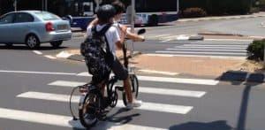 אופניים חשמליים | צילום: עמותת אור ירוק
