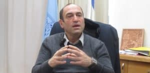 ראש עיריית מעלות-תרשיחא ארקדי פומרנץ. צילום: ליאת אבוחצירה בן דרור