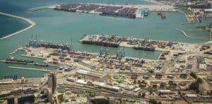 נמל המפרץ   צילום: מינהל ההנדסה