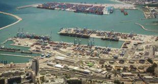 נמל המפרץ | צילום: מינהל ההנדסה