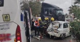 """תאונה כביש 89 (דוברות כב""""א)"""