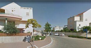 רחוב עין זיון בחדרה. צילום: גוגל מפות