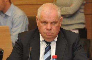 רונן פלוט (צילום: דוברות כנסת ישראל)
