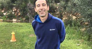 מאמן סמי מיכאלוב (צילום יצחק סולומון)