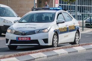 ניידת משטרה | צילום: דורון גולן